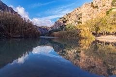 Lake of Preveli