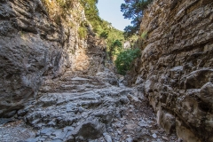 At the gorge of Imbros