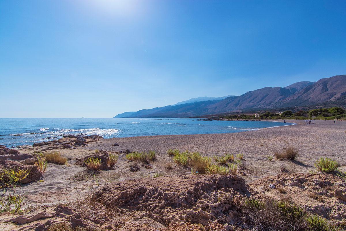 Hontros Volakas beach